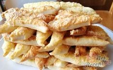 Party Snacks, Appetizers For Party, Czech Recipes, Ethnic Recipes, Food Porn, Snack Recipes, Cooking Recipes, Savoury Dishes, Finger Foods