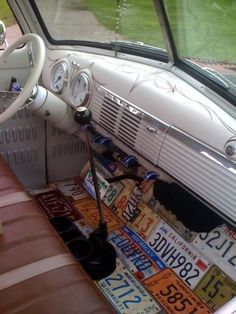 Car interior decor on pinterest interiors purple teen bedrooms and home decor quotes for How to decorate your car interior