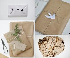 good gift guide with wrapping and christmas decorating