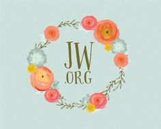 JW.ORG Printable Art. Instant Download. by JellyfishPrintables