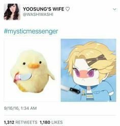 Mystic Messenger<<< These spot the difference is getting harder
