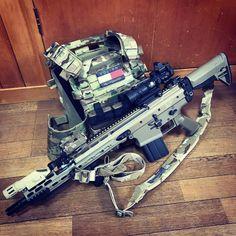 "Polubienia: 75, komentarze: 3 – KAMESHAL (@kamepanda20) na Instagramie: ""#directaction #spitfire #multicam #Poland #sf #helicontex #scar #scar17 #762 #bcm #magpul #surefire…"""