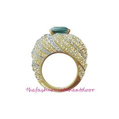 Gateau d' Amour ring- Peau d'Âne- Fine Jewelry Collection by Van Cleef & Arpels