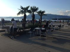 Kitsilano Beach- Vancouver.