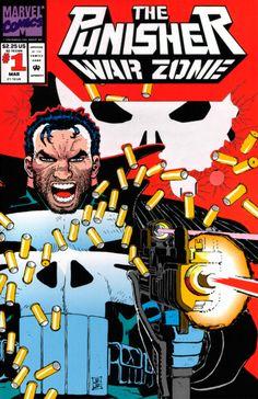 Punisher (Character) - Comic Vine