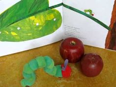 Lied van Rupsje Nooitgenoeg Very Hungry Caterpillar, Eric Carle, Kids Songs, Nice To Meet, School Projects, Elementary Schools, Party Themes, Fruit, Crafts