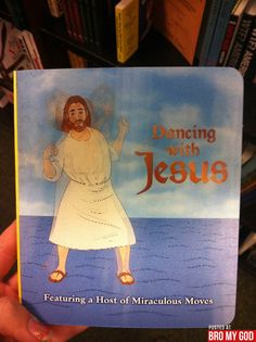 Did you know that Jesus is a Dancing Man?