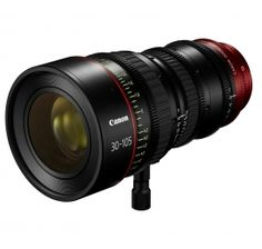 Canon's new 30-105mm Cinema Lens, also now available!