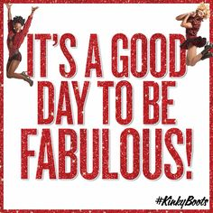 See KINKY BOOTS live on stage at the Sacramento Community Center Theater  Jan 31 - Feb