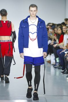 Bobby Abley Menswear Spring Summer 2016 London - NOWFASHION
