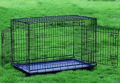 Cheap Everila Extra Large Extra Tall 48 Two Door New Dog Crate Cage Kennel with Divider 35H Greyhound https://dogtrainingcollar.co/cheap-everila-extra-large-extra-tall-48-two-door-new-dog-crate-cage-kennel-with-divider-35h-greyhound/