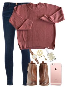 """""""ahhhhhhhhh"""" by southern-prep-gals ❤ liked on Polyvore featuring J Brand, Essie, Hoss Intropia and Kate Spade"""