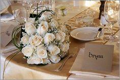 segnaposto color avorio e champagne - Cerca con Google
