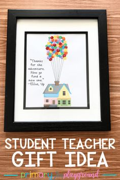 Student Moving Away Gift IdeaYou can find Moving away gifts and more on our website.Student Moving Away Gift Idea Student Teacher Gifts, Science Teacher Gifts, Teacher Appreciation Gifts, Gift For Preschool Teacher, Preschool Science, Employee Appreciation, Going Away Presents, Presents For Best Friends, Gifts For Kids