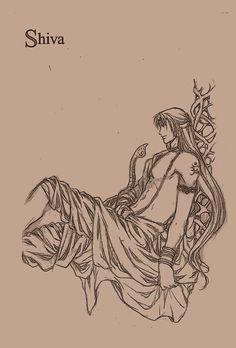 Trimurti:Shiva by mmmmmr