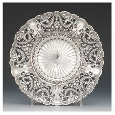 Sterling Silver Bowl by Whiting Manufacturing Co.