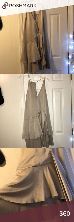 Silky dress New Halston Heritage Dresses Midi