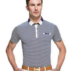 Minibee Men's Cotton Short Sleeve Stripe Polo Shirts(Blue-3XL) Minibee http://www.amazon.com/dp/B00WHCX8OE/ref=cm_sw_r_pi_dp_PGvuvb1PT7G3Y