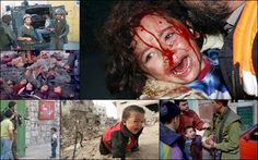 Israel Kidnaps, rapes, tortures and kills Palestinian children everyday