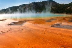Grand Prismatic Spring - Yellowstone National Park, Wyoming | Flickr - Photo Sharing!