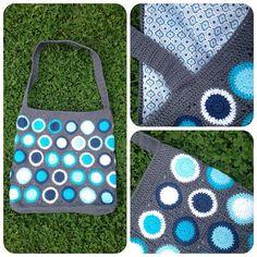 Idea - Crochet bag (Theetante San) <3