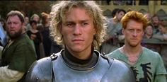 A Knight's Tale love this film Shannyn Sossamon, Heath Legder, Short Fuse, James Purefoy, A Knight's Tale, Rufus Sewell, Comic Villains, Columbia Pictures, British Actresses