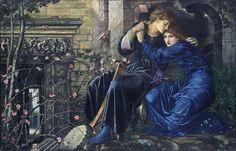 Картина Эдварда Берна-Джонса