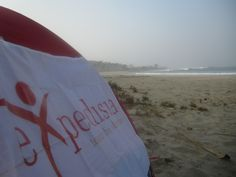 expedisia goes to Sawarna