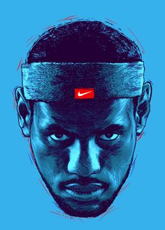 LeBron James x Alex Fuentes x Art