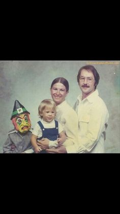 Awkward family pictures