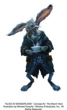 March Hare - alice-in-wonderland Photo