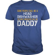 (Tshirt Coupons) Awesome Tee For Head Dishwasher [Tshirt design] Hoodies, Funny Tee Shirts