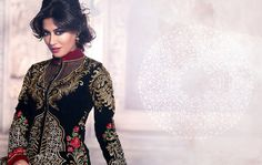 Hey, I found this really awesome Etsy listing at https://www.etsy.com/listing/194834992/designer-anarkali-suit-punjabi-suit