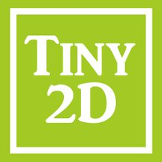 Tiny2D Library for games and applications