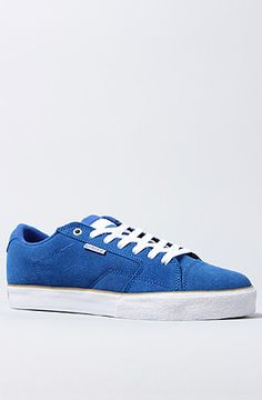 The Hsu 2 Low Sneaker in Blue, White and Gum 11.5|7|9.5|11|12|10.5|10