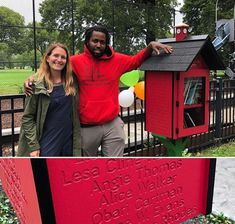 In Jackson Park in Chicago, IL, there are two outstanding book boxes (charters 87746 and laser-engraved with the names of African and African-American authors! Little Free Libraries, Little Library, Free Library, Library Books, African American Authors, Book Boxes, Laser Engraving, The Neighbourhood, Jackson