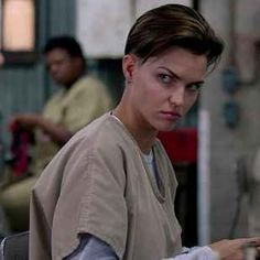 "For Anyone Currently Falling For Ruby Rose On ""Orange Is The New Black"""