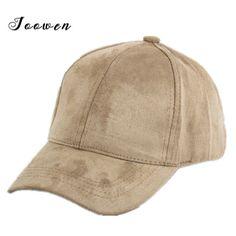 6e69eba2e5b4 New 2016 Suede Baseball Cap Mens Casquette Bone cap Fashion Polo Sportcap  Snapback Hip Hop Flat Hat For Women Gorras