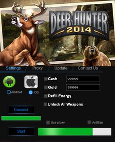 Deer Hunter 2014 Hack http://spectoraide.com/deer-hunter-2014-hack-cheats/