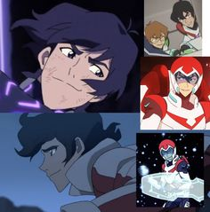 What on earth does Keith use for his hair??? It's?? So smooth?? Like? What even??