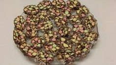 Betty's Stained Glass Cookies -- Watch Betty's Kitchen create this delicious recipe at http://myrecipepicks.com/4923/BettysKitchen/bettys-stained-glass-cookies/