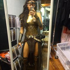 """447 Likes, 31 Comments - Zoe (@z_shelley) on Instagram: """"The first day in full costume on set for Wonder Woman in beautiful Italy - not many feelings beat…"""""""