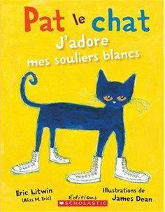 Pat le chat - Bonne histoire sur le sujet d'avoir une attitude positive!