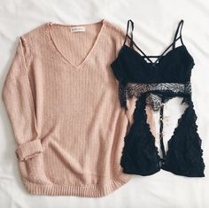 Madison Knit Sweater Adelia - Everything you are looking Trendy Fashion, Fashion Outfits, Fasion, Womens Fashion, Sweater Outfits, Cute Outfits, Looks Style, My Style, Winter Stil