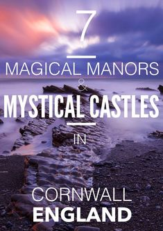 7 Mystical Castles And Manors You Must See In Cornwall, England! - Hand Luggage Only - Travel, Food Cornwall England, Devon And Cornwall, Yorkshire England, Yorkshire Dales, Oxford England, London England, Sightseeing London, Places To Travel, Places To Visit