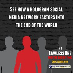 See how a charismatic lawyer, cutthroat scientist, autistic acclaimed professor, and high-tech genius factor in to the end of the world in The Lawless One and the End of Time. A new book by Lonnie Pacelli. The End, End Of The World, Cancer Cure, Factors, Professor, New Books, The Cure, Social Media, Hologram