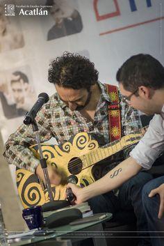 Monocordio compartió su talento musical con nuestra comunidad en el Congreso de Imagen 2014