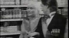 "Iggy Pop & Debbie Harry Sing ""Did You Evah"", via YouTube.  From the AIDS benefit video ""Red, Hot & Blue,"" this was created by ""Sid & Nancy"" director Alex Cox,"
