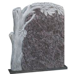 Polished headstone and base type cemetery memorial, Alpha 1 Memorial 045 Lawn Headstone In Vizag Blue Light Indian Granite Modern Art Sculpture, Outdoor Sculpture, Garden Sculpture, Cemetery Monuments, Cemetery Headstones, Taylor Stone, Paper Quilling For Beginners, Grave Memorials, Photo Tree