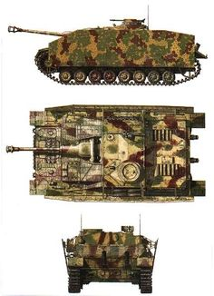 Sturmgeschutz IV, Germany's most effective assault/tank destroyer of the war.  Credited with 30000 t34 kills.  Lucky for the allies they spent incredible resources on everything else, pie in the skydream, under the sun instead of what worked.